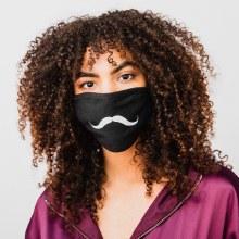 Bronxton Printed Facemask