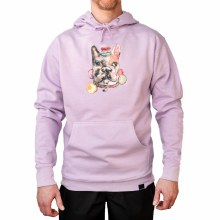 Bronxton Frenchie Hoodie Lavender