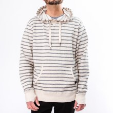 Bronxton French Terry Striped Pullover