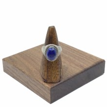 Bronxton Lapis Ring Size 9