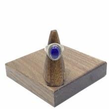 Bronxton Lapis Ring Size 8