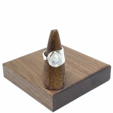Bronxton Moonstone Ring Size 9.5