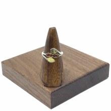Bronxton Amber Ring Size 9
