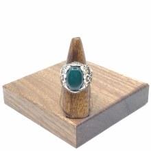 Bronxton Aventurine Ring Size 10