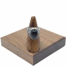 Bronxton Onyx Ring Size 8