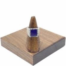 Bronxton Lapis Ring Size 8.5