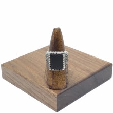 Bronxton Stainless Steel Ring