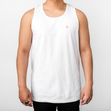 Bronxton Open Cross Premium Tank Top
