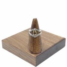 Bronxton Citrine Ring Size 8