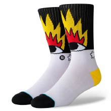 STANCE Fire And Eyes Crew Sock
