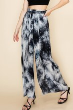 Tye Dye High Waisted Pants