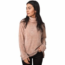 DF SOFT TURTLENECK SWEATER