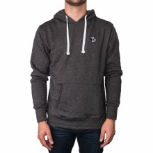 BRONXTON TWISTED FLEECE HOODIE