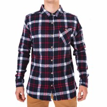 SOUL STAR TIRTA BUTTON-UP FLANNEL