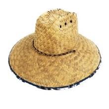 Palmeras Straw Hat