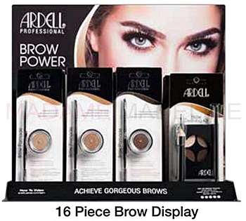 16pc Brow Display ARDELL