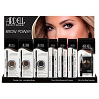 28pc Brow Display w/ Soft Blac