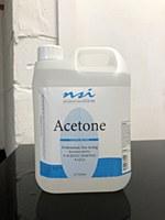 Acetone 2.5litre