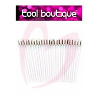 Disposable eyeliner brush 25pk