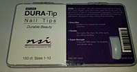 Dura Tip Nat Box 150ct