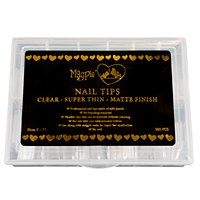 Magpie Clear Nail Tips 360ct