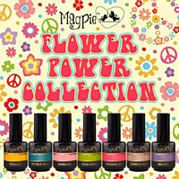 Magpie Flower Power Colletion