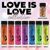 MP Glitter Love is Love Collec