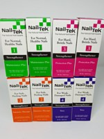 Nail Tek 8pc Salon Trial Kit