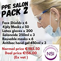 PPE SALON PACK 2
