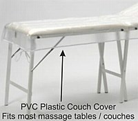 PVC Couch Protective Cover