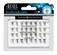 TRIO INDIVIDUALS LONG BLACK