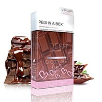 Voesh Pedi in a box Chocolate