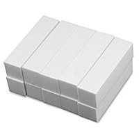 White Block Buffer 10 pack
