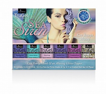 TruGel Sea Siren Six Piece Kit
