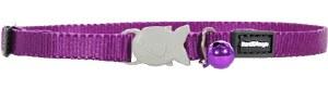 Red Dingo Purple Cat Collar