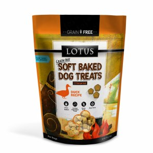 Lotus 10oz Baked Duck Treats