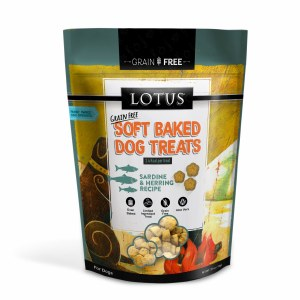 Lotus 10oz Baked Sardine Treats