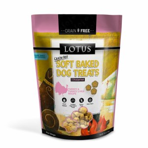 Lotus 10oz Baked Turkey Treats
