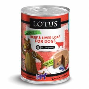 Lotus 12.5oz Beef Loaf