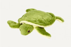 Fluff & Tuff Shelly Turtle