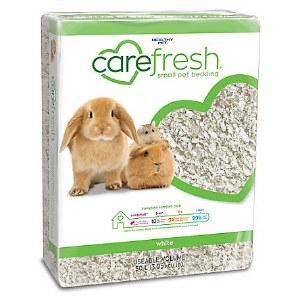 CareFresh 50L White Bedding