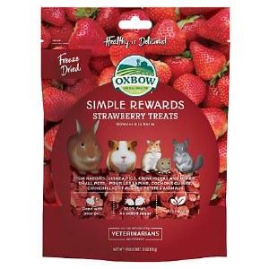 Oxbow .5oz Strawberry Treats