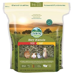 Oxbow 20oz Timothy/Orchard Hay Blends