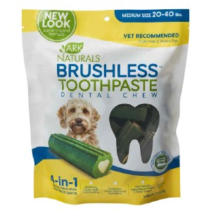 Ark Naturals 18oz Medium Brushless Chews