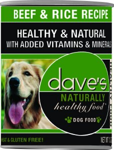 Dave's 13.2oz Naturally Healthy Beef & Rice