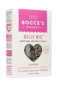Bocce's Bakery Belly Aid Dog Biscuits 12oz