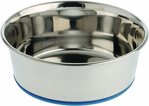 OurPets 1.25 Quart Stainless Steel Bowl