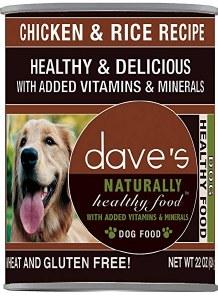 Dave's 13oz Naturally Healthy Chicken & Rice