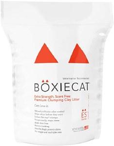 BoxieCat Extra Strength Litter 16lbs