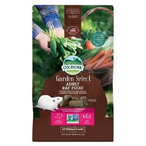 Oxbow 2.5 lb Garden Select Adult Rat